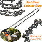 """18"""" CHAINSAW CHAIN SEMI CHISEL 3/8"""" 0.063"""" 66 DRIVE LINKS FOR STIHL MS260 MS660"""