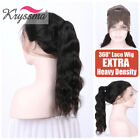 Pre Plucked 360 Wig Body Wave Hair Lace Wigs Best Brazilian Remy Human Hair Wigs