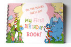 1st Birthday Guest Book,  Dr Seuss,  Details,  Gift Page,  20 Pages A5 size