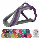TRIXIE Dog Premium Adjustable Touring Harness Strong Soft Fleece Thick Padding