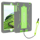 Rugged Protective Shockproof Hard Case Cover Strong Shield Stand for Apple iPad