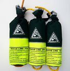 Rescue Line/Throw Bag- Wide Opening & High Visibility -Choice of 3 Sizes