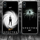Agent 007 James Bond Spectre spy movie GEL PLASTIC thin iPhone X 10 case cover $9.99 USD
