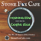 Morning Star Costa Rican Coffee | Stone Fox Cafe ~ Choose Your Roast & Grind