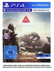 Aim Controller Shoot Gun Sony PlayStation 4 / Spiel FARPOINT Ego Shooter PS4 NEU