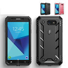 For Samsung Galaxy J7 2017 Case Poetic【Revolution】Built-In Screen Protector
