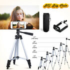 Universal Telescopic Camera Tripod Stand Phone Holder For iPhone Samsung Sony AU