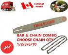 "14"" CHAINSAW BAR & CHAIN COMBO 3/8"" LP 0.050"" 52DL FOR HUSQVARNA"