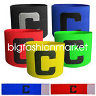 Внешний вид - Soccer Basketball Football Adjustable Player Bands Fluorescent Captain Armband