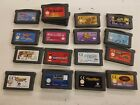 Over 20x Nintendo Game Boy Advance Games, All £2.95 Each With Free Postage