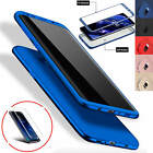 ShockProof Hybrid 360 TPU Thin Case Cover For Samsung Galaxy