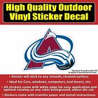 Colorado Avalanche-NHL Hockey Vinyl Car Window Bumper Laptop sticker decal $3.5 USD on eBay