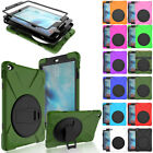 For Ipad 9.7 Mini 1234 Air 2 Pro Rugged Stand Hard Case Cover +screen Protector