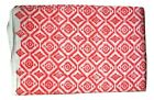 Cotton Voile Fabric Natural Crafting Hand Block Print fabric By the yard V-113