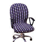 8 Color Elastic Computer Office Rotating Chair Cover Stretch Slipcover Protector