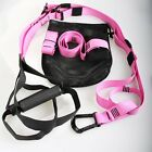 Suspension Band Home Trainer Gym Pro Exercise Kit Workout Body Fitness Training