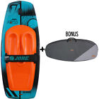 NEW 2018 JOBE ABYSS WATER SKI SPORTS KNEEBOARD WITH BONUS CARRY BAG