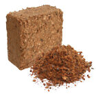 80mm Square Coco Coir Bricks - Absorbs & Expands in Seconds
