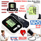 Automatic Digital Upper Arm BLOOD PRESSURE Monitor Meter Intellisense 180 Memory
