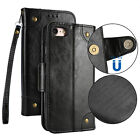 Luxury Leather Diary Magnetic Flip Wallet Stand Card Holder Book Flip Case Cover