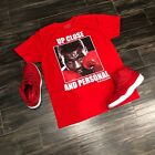 Tee to match Air Jordan Retro 11 Win Like 96 Sneakers. Up Close & Personal Tee