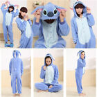 Kids/Adult Myth Lilo&Stitch Animal Onesi Cosplay Costume Pajamas Hoodies stock