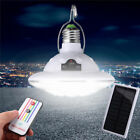 22LED Indoor Outdoor Solar Lamp Hooking Camp Path Garden Lighting Remote Control