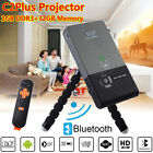 CSC2 Smart DLP WiFi Mini Projector Full HD1080P 4K BT LED Porjector HDMI USB VGA