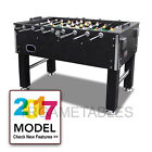 2018 Model 5FT Pub Size Soccer Foosball Table + 2 Free Soccer Balls Heavy Duty