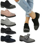New Womens Casual Sneakers Flat Slip On Trainers Pumps Shoes Sizes