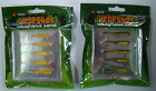 E sox dropshot holographic lures - 2 colours available.