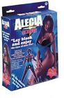 ALECIA KING Lingerie Clad Inflatable Female Doll - Novelty Toys Funny Gifts