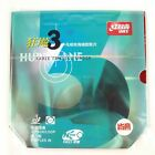 DHS NEO Hurricane3 Provincial Pips In Table Tennis Rubber with orange sponge