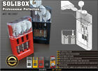 One80 Solibox Darts Case for Darts Flights & stems - Choose your colour !