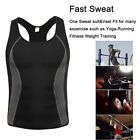 Men Women Neoprene Slimming Vest Hot Gym Shapers Women Sauna Sweat Thermal Sport
