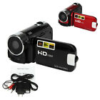2.7 Full HD 1080P Digital Zoom Video Camera DV Camcorder 16MP 16X 32GB SD SDHC