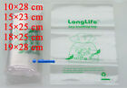400 / 500 pcs - LongLife Aquarium Breathing Bags Kordon breather Substitute