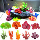 Внешний вид - Artificial Resin Coral Mini Aquarium Fish Tank Decorations Underwater Ornament
