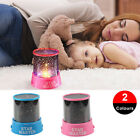 Romantic Star LED Light Sky Starry Night Projector Lamp Cosmos Master Kids Gift