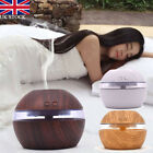 LED Essential Oil Aroma Diffuser Ultrasonic Humidifier Air Purifier Aromatherapy