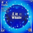 HaiFu Whale II National Version Factory Tuned Pips In Table Tennis Rubber