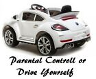 Electric Battery Ride On Car Toy Children Kids Boys 12V Bug remote control