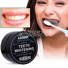 US Activated Organic Charcoal Powder Teeth Whitening Toothpaste Stain Remover