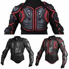 Men's Motocross Racing Bike Full Body Protective Armor Gear Guard Outdoor Jacket