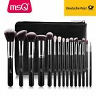 MSQ 15tlg Professionelle Kosmetik Pinsel-Set Make up Brush Kit Schminkpinsel