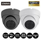 NEW 1080P SONY STARVIS IP66 3.6mm WATERPROOF COLOUR LOW LIGHT DOME CCTV CAMERA