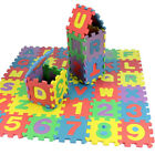 36 pcs Baby Toddler Kids Infant Toys Blocks Puzzle Educational Gift Toy New