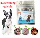 One Dose Easy Tablets Wormer Dog Worm Worming Tablets Roundworm Tapeworm