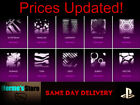 same day saturday delivery - [PS4] Rocket League Mystery Decals - Same Day Delivery!