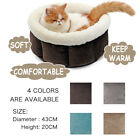 Pet Dog House Cushion Beds Winter Warm Cozy Kennel Puppy Cat Bed Cushion Mat